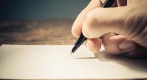 Écrire une notice